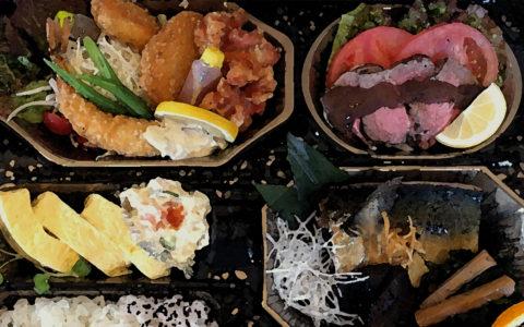 高松市の仕出し弁当なら屋島の「和食ばる つどいや」